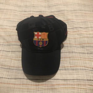 FC Barcelona Soccer Football Hat